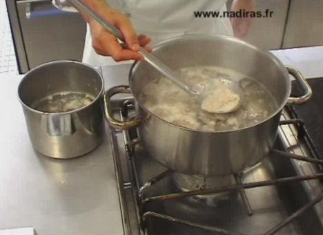 Écumer WebTV Hôtellerierestauration Et Métiers De Lalimentation - Écumer cuisine