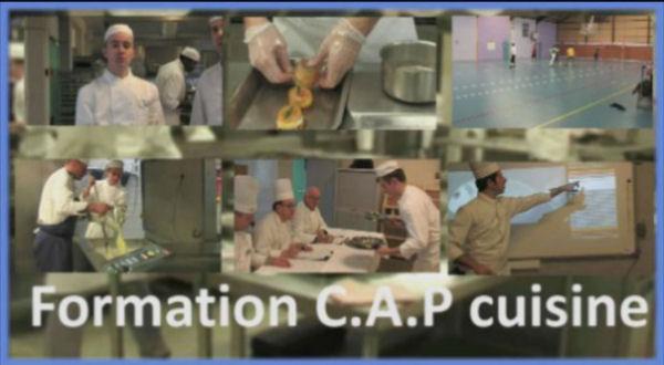 formation cap cuisine - webtv hôtellerie-restauration et métiers